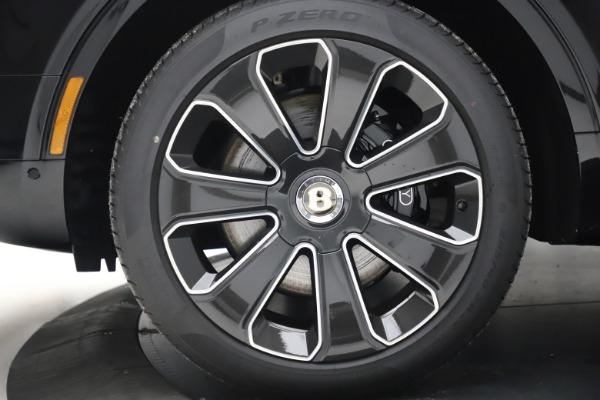 New 2020 Bentley Bentayga V8 Design Series for sale $216,860 at Bugatti of Greenwich in Greenwich CT 06830 15