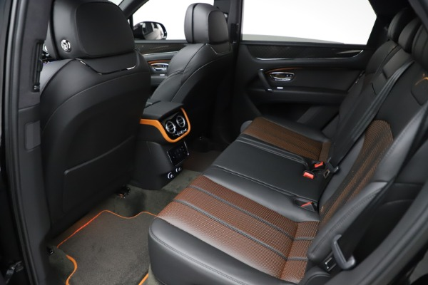 New 2020 Bentley Bentayga V8 Design Series for sale $216,860 at Bugatti of Greenwich in Greenwich CT 06830 22