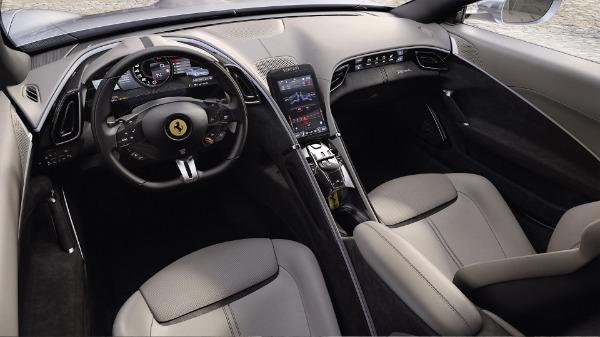 New 2021 Ferrari Roma for sale Call for price at Bugatti of Greenwich in Greenwich CT 06830 5