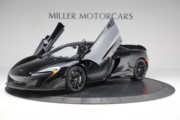 Used 2016 McLaren 675LT COUPE for sale Sold at Bugatti of Greenwich in Greenwich CT 06830 10
