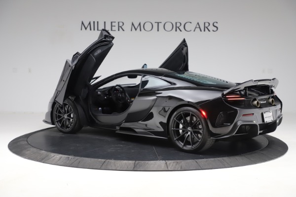 Used 2016 McLaren 675LT COUPE for sale Sold at Bugatti of Greenwich in Greenwich CT 06830 12