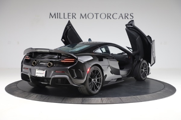 Used 2016 McLaren 675LT COUPE for sale Sold at Bugatti of Greenwich in Greenwich CT 06830 14