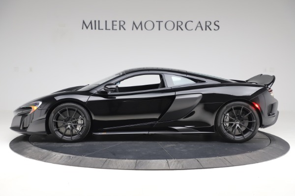 Used 2016 McLaren 675LT COUPE for sale Sold at Bugatti of Greenwich in Greenwich CT 06830 2