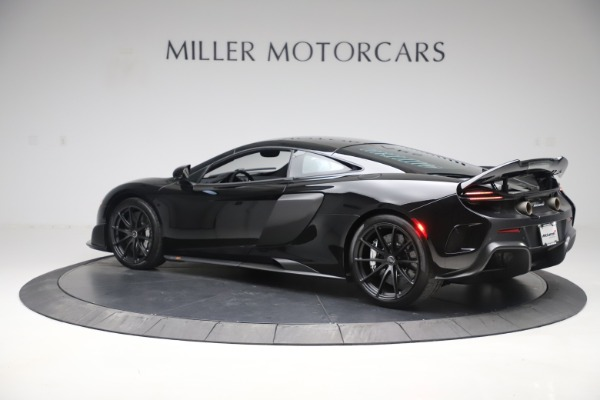 Used 2016 McLaren 675LT COUPE for sale Sold at Bugatti of Greenwich in Greenwich CT 06830 3