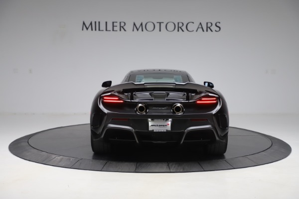 Used 2016 McLaren 675LT COUPE for sale Sold at Bugatti of Greenwich in Greenwich CT 06830 4