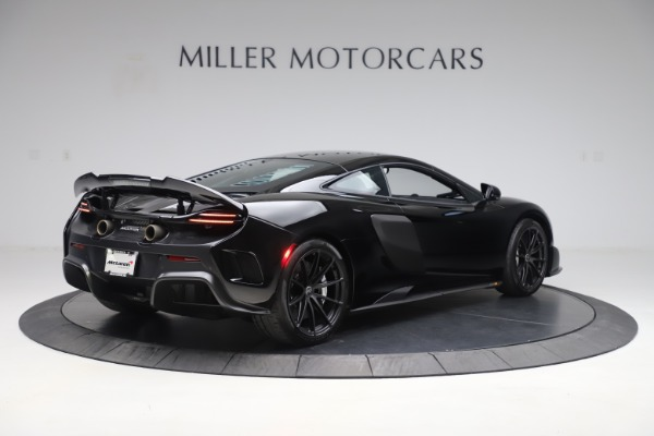 Used 2016 McLaren 675LT COUPE for sale Sold at Bugatti of Greenwich in Greenwich CT 06830 5