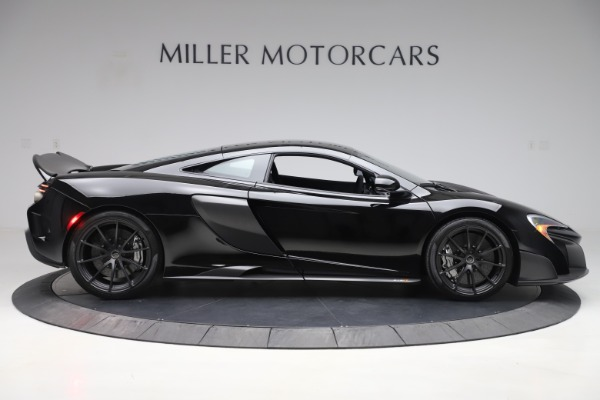 Used 2016 McLaren 675LT COUPE for sale Sold at Bugatti of Greenwich in Greenwich CT 06830 6