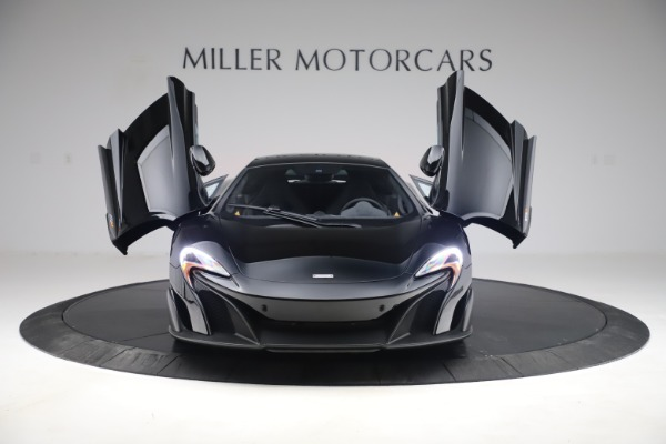 Used 2016 McLaren 675LT COUPE for sale Sold at Bugatti of Greenwich in Greenwich CT 06830 9