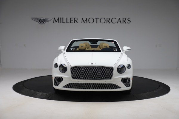 New 2020 Bentley Continental GTC V8 for sale $262,475 at Bugatti of Greenwich in Greenwich CT 06830 12