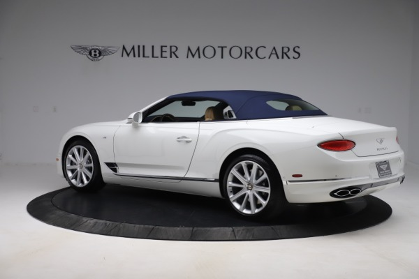 New 2020 Bentley Continental GTC V8 for sale $262,475 at Bugatti of Greenwich in Greenwich CT 06830 15