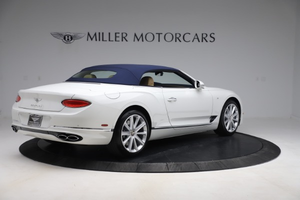 New 2020 Bentley Continental GTC V8 for sale $262,475 at Bugatti of Greenwich in Greenwich CT 06830 16