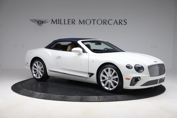 New 2020 Bentley Continental GTC V8 for sale $262,475 at Bugatti of Greenwich in Greenwich CT 06830 18
