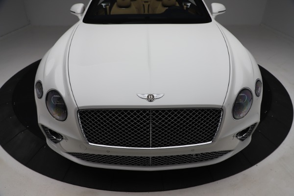 New 2020 Bentley Continental GTC V8 for sale $262,475 at Bugatti of Greenwich in Greenwich CT 06830 19