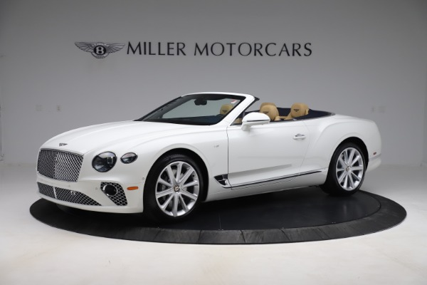 New 2020 Bentley Continental GT Convertible V8 for sale Sold at Bugatti of Greenwich in Greenwich CT 06830 2