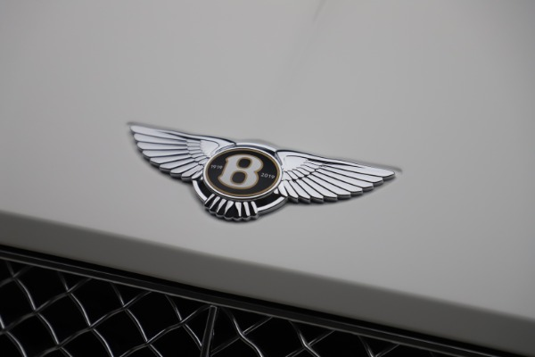 New 2020 Bentley Continental GTC V8 for sale $262,475 at Bugatti of Greenwich in Greenwich CT 06830 20