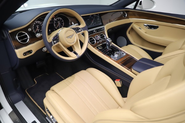 New 2020 Bentley Continental GTC V8 for sale $262,475 at Bugatti of Greenwich in Greenwich CT 06830 24