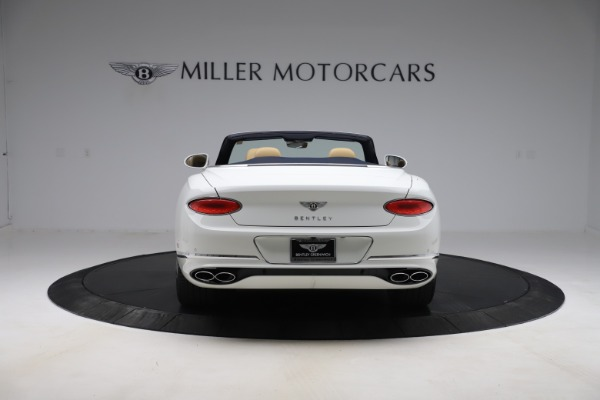 New 2020 Bentley Continental GT Convertible V8 for sale Sold at Bugatti of Greenwich in Greenwich CT 06830 6