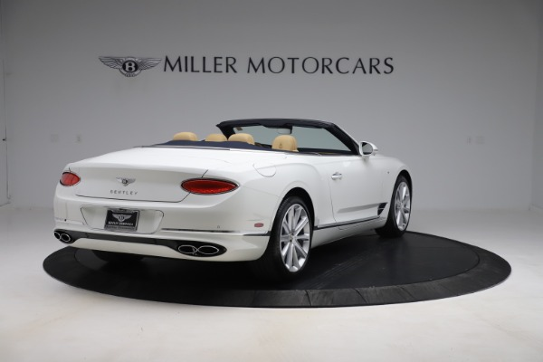 New 2020 Bentley Continental GT Convertible V8 for sale Sold at Bugatti of Greenwich in Greenwich CT 06830 7