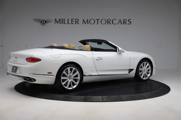 New 2020 Bentley Continental GT Convertible V8 for sale Sold at Bugatti of Greenwich in Greenwich CT 06830 8