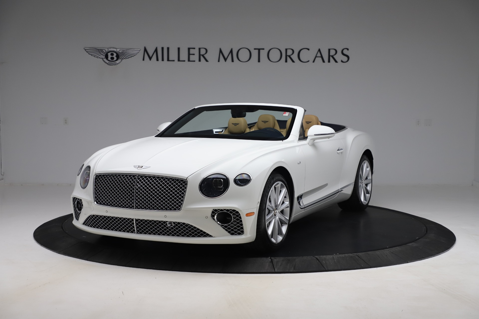 New 2020 Bentley Continental GT Convertible V8 for sale Sold at Bugatti of Greenwich in Greenwich CT 06830 1