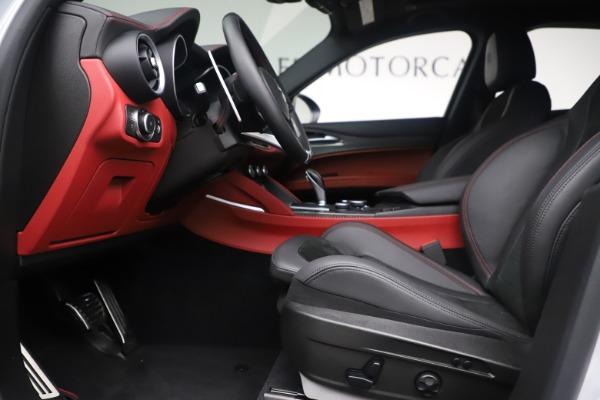 Used 2019 Alfa Romeo Stelvio Quadrifoglio for sale $68,900 at Bugatti of Greenwich in Greenwich CT 06830 14