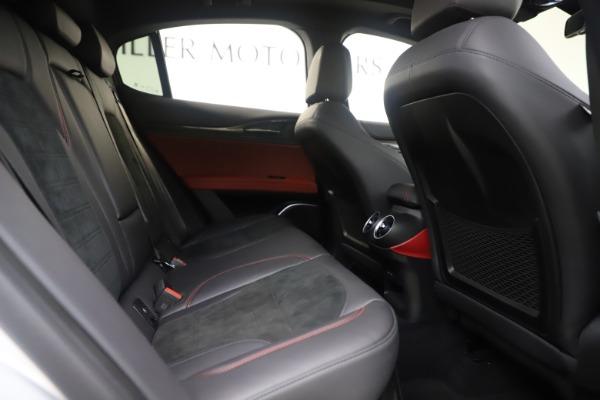 Used 2019 Alfa Romeo Stelvio Quadrifoglio for sale $68,900 at Bugatti of Greenwich in Greenwich CT 06830 27