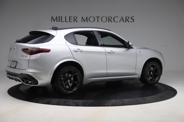 Used 2019 Alfa Romeo Stelvio Quadrifoglio for sale $68,900 at Bugatti of Greenwich in Greenwich CT 06830 8