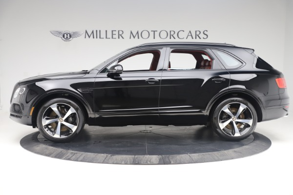 New 2020 Bentley Bentayga V8 for sale Sold at Bugatti of Greenwich in Greenwich CT 06830 3
