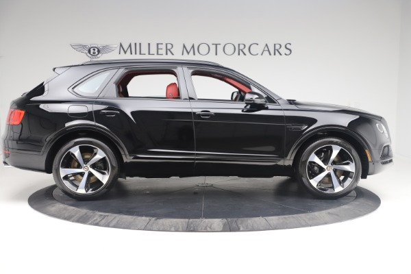 New 2020 Bentley Bentayga V8 for sale Sold at Bugatti of Greenwich in Greenwich CT 06830 9