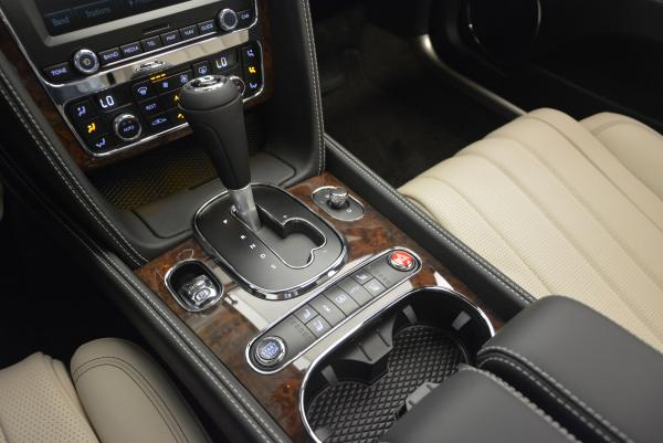 Used 2016 Bentley Flying Spur V8 for sale Sold at Bugatti of Greenwich in Greenwich CT 06830 28