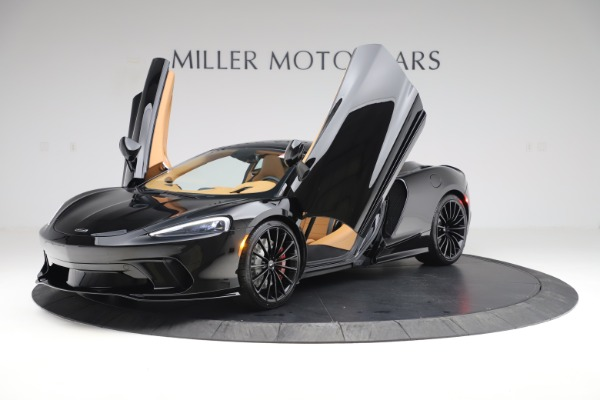 New 2020 McLaren GT Coupe for sale $245,975 at Bugatti of Greenwich in Greenwich CT 06830 10