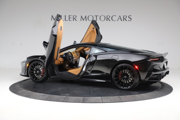 New 2020 McLaren GT Coupe for sale $245,975 at Bugatti of Greenwich in Greenwich CT 06830 11