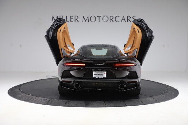 New 2020 McLaren GT Coupe for sale $245,975 at Bugatti of Greenwich in Greenwich CT 06830 12