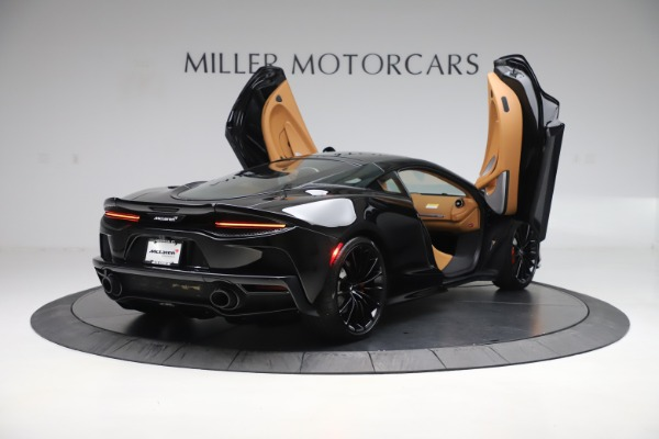 New 2020 McLaren GT Coupe for sale $245,975 at Bugatti of Greenwich in Greenwich CT 06830 13