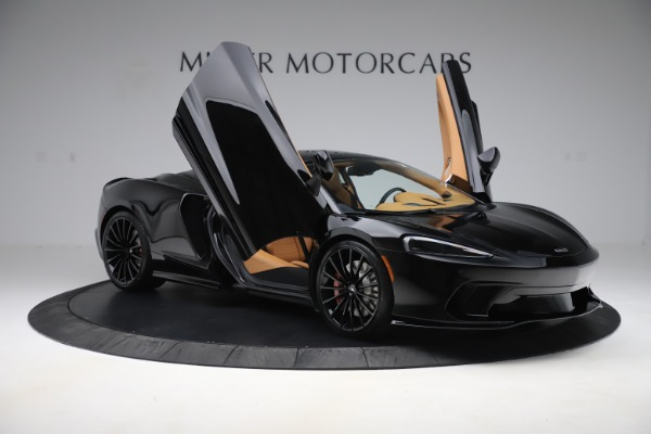 New 2020 McLaren GT Coupe for sale $245,975 at Bugatti of Greenwich in Greenwich CT 06830 14