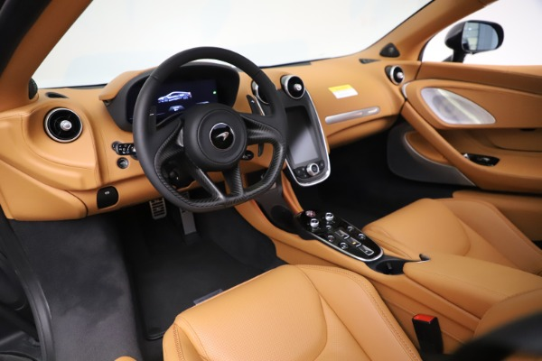 New 2020 McLaren GT Coupe for sale $245,975 at Bugatti of Greenwich in Greenwich CT 06830 19