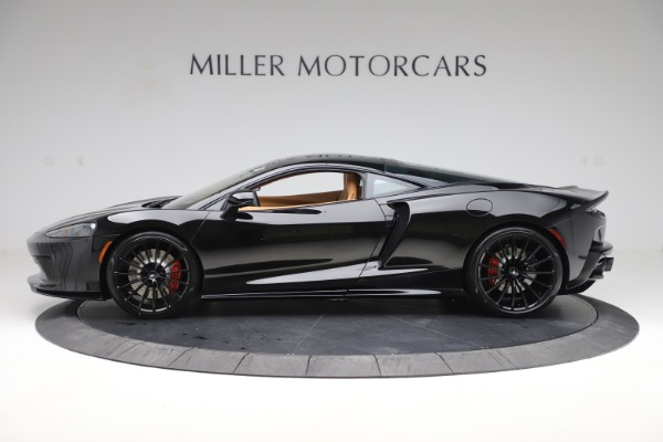 New 2020 McLaren GT Coupe for sale $245,975 at Bugatti of Greenwich in Greenwich CT 06830 2