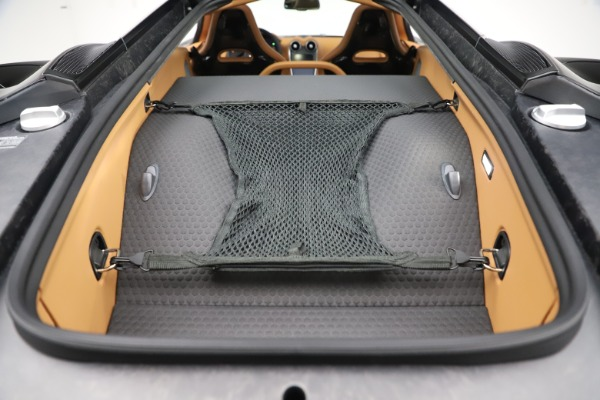 New 2020 McLaren GT Coupe for sale $245,975 at Bugatti of Greenwich in Greenwich CT 06830 22