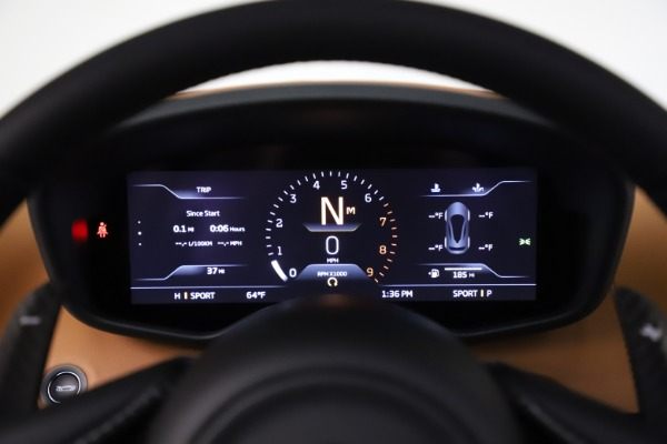 New 2020 McLaren GT Coupe for sale $245,975 at Bugatti of Greenwich in Greenwich CT 06830 26