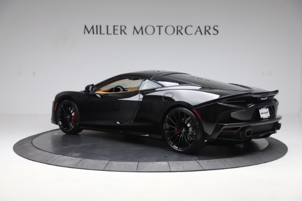 New 2020 McLaren GT Coupe for sale $245,975 at Bugatti of Greenwich in Greenwich CT 06830 3
