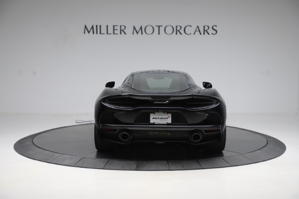 New 2020 McLaren GT Coupe for sale $245,975 at Bugatti of Greenwich in Greenwich CT 06830 4