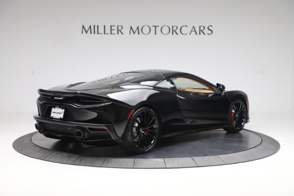 New 2020 McLaren GT Coupe for sale $245,975 at Bugatti of Greenwich in Greenwich CT 06830 5