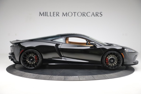 New 2020 McLaren GT Coupe for sale $245,975 at Bugatti of Greenwich in Greenwich CT 06830 6