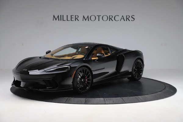 New 2020 McLaren GT Coupe for sale $245,975 at Bugatti of Greenwich in Greenwich CT 06830 1