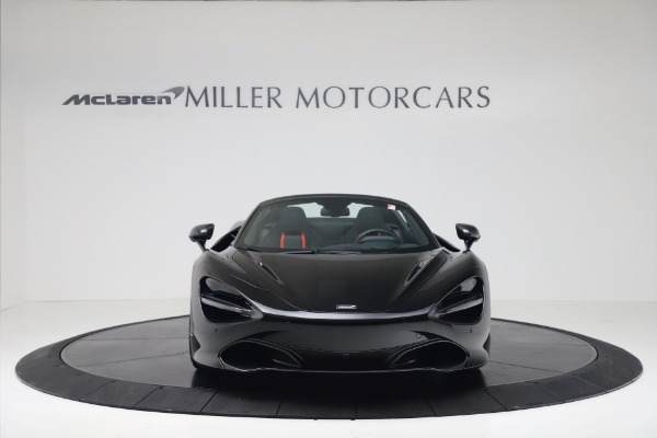 New 2020 McLaren 720S Spider Convertible for sale $383,090 at Bugatti of Greenwich in Greenwich CT 06830 11