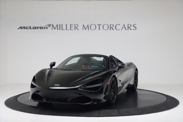 New 2020 McLaren 720S Spider Convertible for sale $383,090 at Bugatti of Greenwich in Greenwich CT 06830 12