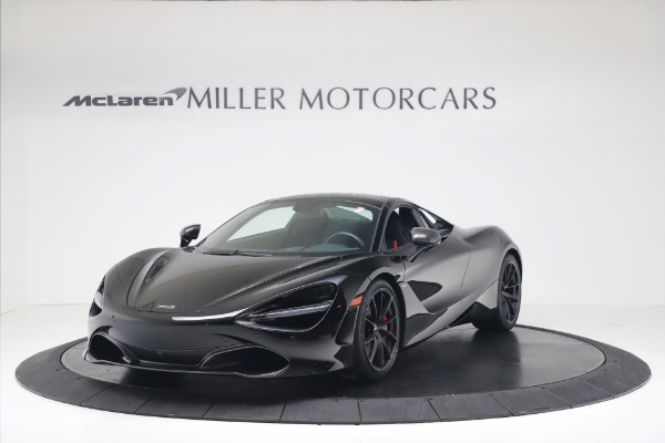 New 2020 McLaren 720S Spider Convertible for sale $383,090 at Bugatti of Greenwich in Greenwich CT 06830 13