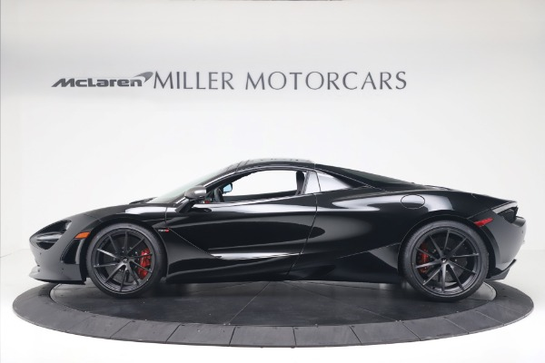 New 2020 McLaren 720S Spider Convertible for sale $383,090 at Bugatti of Greenwich in Greenwich CT 06830 14