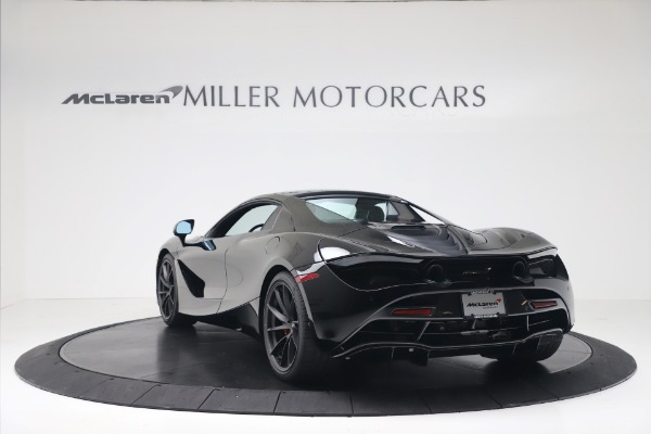 New 2020 McLaren 720S Spider Convertible for sale $383,090 at Bugatti of Greenwich in Greenwich CT 06830 15
