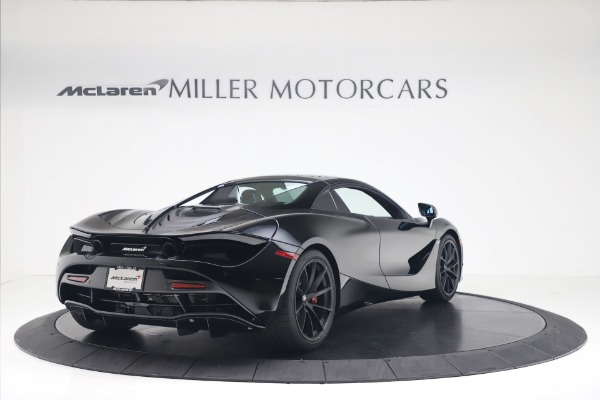 New 2020 McLaren 720S Spider Convertible for sale $383,090 at Bugatti of Greenwich in Greenwich CT 06830 16